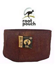 Root Pouch marron (78L) Géotextile Smart grow Pot déco jardin fleurs container