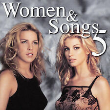 Audio CD: Women & Songs 5, Women & Songs. Good Cond. Import. 809274037923