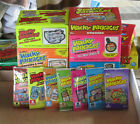 WACKY PACKAGES SERIES 1 2 3 4 5 6 & 7 UNOPENED PACKS IN VERY GOOD CONDITION