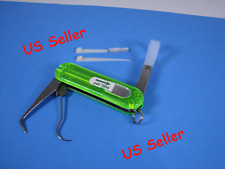 6 in 1 Pocket Dentist Oral Hygiene Set - Pick, Scaler, Mirror, Tongue Cleaner