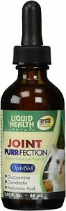 Liquid Health Joint Purr-Fection Cat Glucosamine - Joint Supplement for Cats