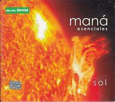 Mana Esenciales Sol CD Nuevo sealed CAJA DE CARTON