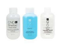 CND Nail Essentials Treatments - SCRUBFRESH- NOURISHING REMOVER- ISOPROPYL 59ml