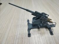 Modelcollect AS72087, German WWII Flak40 128mm with the bettung 40, 1942