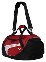 PUMA 07335201 ARSENAL CREST BACKPACK Red Black Polyester Outdoor ... f2ad78c25a058