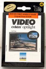 COKIN CAMERA/VIDEO 46MM UV HAZE ROUND FILTER - NEW IN BOX