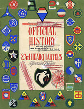 WWII US Army Tactical Deception Operations 1944-45