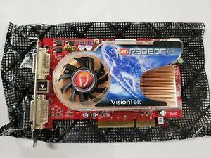 VisionTek ATI Radeon XT1399XT 256MB D/D/VO VT-X1300XTAGP256 AGP 8X Graphics card