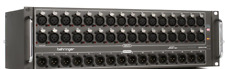 NEW Behringer S32 Digital Snake - 32-Channel MIDAS mic preamps and 16 XLR DJ NEW