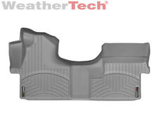 WeatherTech FloorLiner Floor Mats for Mercedes/Dodge Sprinter - 1st Row - Grey