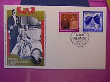Royalty British Colony & Territory Stamps First Day Covers