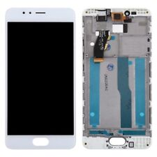 GLS: DISPLAY+TOUCH SCREEN +CORNICE MEIZU M5S MEILAN 5,5 M612 FRAME COVER BIANCO