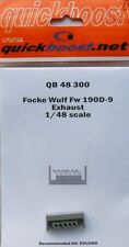 Quickboost 1/48 Focke Wulf Escape Fw190D-9 # 48300