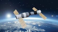 Trumpeter 1/72 Chine Espace Station TG-2.5cmTiangong 2.5cm & Vaisseau spatial