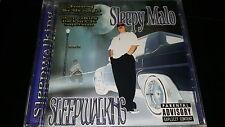 SLEEPY MALO SLEEPWALKING MISTER D CHICANO RAP CD