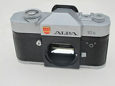 Ultra RARE Alpa 10s half frame film camera, truly a Collector's item, 10d, 11si