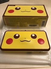 Brand New Nintendo 2DS XL Limited Pikachu With MANY extras!!!!!!!!