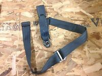 2002 chevy cavalier rear seat belt buckle receiver/ lap belt 1999-2002 two-door