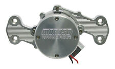 Moroso 63557 Billet Aluminum OEM Mount Electric Water Pump Small Block Chevy