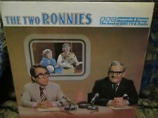 "Ronnie Barker & Ronnie Corbett, ""The Two Ronnies"" (UK Vinyl LP-REB 257)"