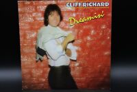 "Cliff Richard - Dreamin' (1980) (Vinyl 7"") (EMI ‎– 1A 006-07346)"