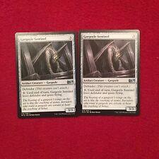 MTG X4 Gargoyle Sentinel M15 Magic the Gathering Artifact Cards Uncomm