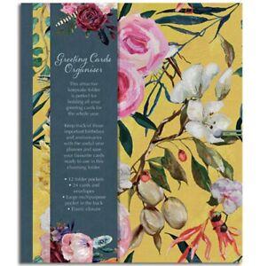 Flourish Greeting Cards Organiser