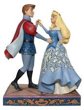 Enesco Jim Shore Disney Traditions Aurora and Prince NIB 4059733