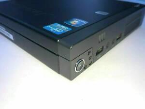 Lenovo Tiny M72e [i3 CPU] 2.6hz 2600hz 2Cores 2gbRAM 320GB HD (EXC CONDITION)