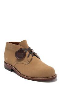 WOLVERINE W40594 1000 Mile Boot original Chukka Men's Leather Suede 11 D NIB