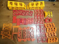 Tomy Thomas Trackmaster Large Bundle of Assorted Parts Bundle Spares Pieces X 45