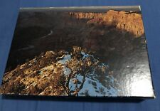 Vintage Springbok Jigsaw Puzzle 1973 The Grand Canyon Complete 350pcs Used