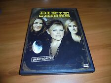 Dixie Chicks - Unauthorized (DVD, Full Frame 2007) Used Biography