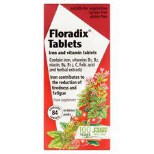 Floradix Iron Tablets