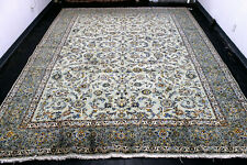 10X13 Breathtaking Masterpiece Mint 300Kpsi Hq Hand Knotted Traditional Wool Rug