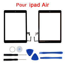 Touch Screen Digitizer Replacement For Apple iPad 2/3/4/mini/Air Black/ White US