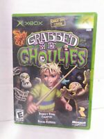 Grabbed by the Ghoulies (Microsoft Xbox, 2003)  CIB Tested Fast Shipping