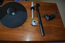 Roland CY-5 Dual Trigger Cymbal Pad w/Clamp, Mount, & Hi Hat Attachment DV36151