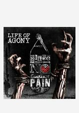 LIFE OF AGONY A Place Where There's No More Pain Autographed CD
