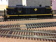 Bachman Erie RS-3 HO Scale Locomotive DCC with sound. Runs great at all speeds