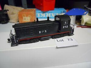 Lot 73: KATO RRB #212 EMD NW2 Phase II Diesel Locomotive HO