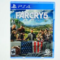 Far Cry 5: Playstation 4 [Brand New] PS4