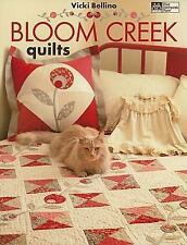 Bloom Creek Quilts Vicki Bellino