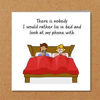 Love card - Valentines Day, Birthday Anniversary Funny humorous amusing iphone