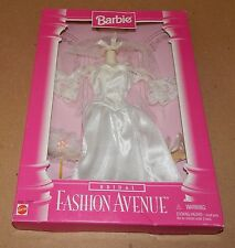 Barbie Fashion Avenue Collection Real Clothes Bridal Mattel 15897 NIB 1996 121E