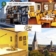 6 Tage Urlaub im Hotel Goldflair am Rathaus in Korbach mit Frühstück