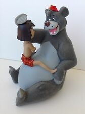 Disney Parks MOWGLI and BALOO Jungle Book Christmas Tree Ornament NWT