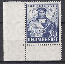 BIZONE 1949 Mi. Nr. 105 Postfrisch Eckrand TOP!!! (14003)