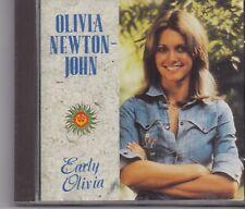 Olivia Newton John-Early Olivia cd album