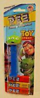 Pez Candy & Dispenser Disneys Toy Story Green Alien/Martian Brand new in package
